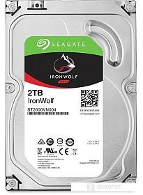 Жесткий диск Seagate Ironwolf 2TB [ST2000VN004]