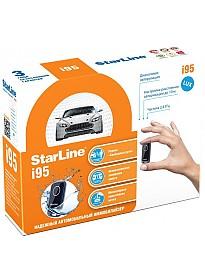 Автосигнализация StarLine i95 LUX