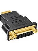 Адаптер Buro HDMI-19M-DVI-DF-ADPT