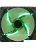 Кулер для корпуса GameMax WindForce 4x Green LED (120 мм) [GMX-WF12G]