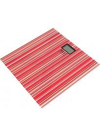 Напольные весы Sinbo SBS 4429 (красный)