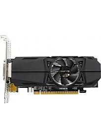 Видеокарта Gigabyte GeForce GTX 1050 Ti OC Low 4GB GDDR5 [GV-N105TOC-4GL]