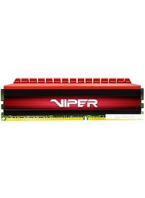 Оперативная память Patriot Viper 4 2x8GB DDR4 PC4-24000 (PV416G300C6K)