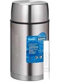 Термос для еды BIOSTAL NRP-1000 (серебристый)