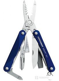 Туристический нож Leatherman Squirt PS4 Blue