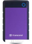 Внешний жесткий диск Transcend StoreJet 25H3P 4TB [TS4TSJ25H3P]