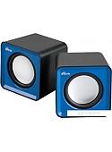 Акустика Ritmix SP-2020 (черный/синий)