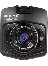 Автомобильный видеорегистратор Sho-Me FHD-350