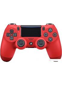 Геймпад Sony DualShock 4 v2 (красный) [CUH-ZCT2E]
