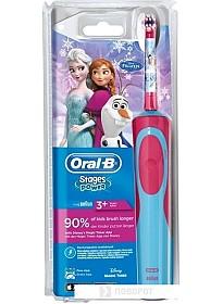 Электрическая зубная щетка Braun Oral-B Stages Power Frozen (D12.513.K)