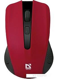 Мышь Defender Accura MM-935 (красный)