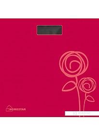 Напольные весы HomeStar HS-6001C (красный) [002958]