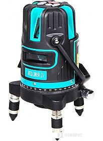 Лазерный нивелир Instrumax Redliner 2V [IM0123]