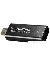 Звуковая карта M-Audio Micro DAC 24/192