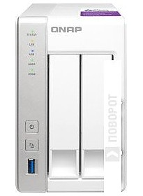 Сетевой накопитель QNAP D2