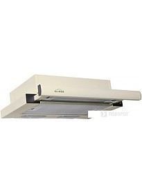 Кухонная вытяжка Elikor Интегра 50П-400-В2Л (кремовый)