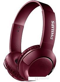 Наушники Philips Bass+ SHB3075RD/00