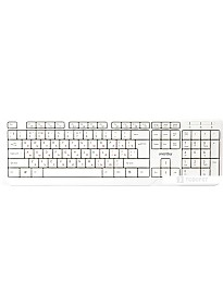 Клавиатура SmartBuy One 208 (белый) [SBK-208U-W]