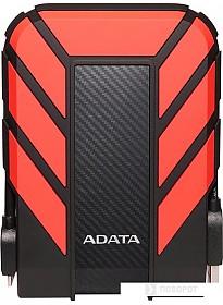 Внешний жесткий диск A-Data HD710P 2TB (красный)