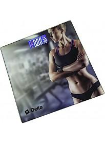 Напольные весы Delta D-9222 (фитнес)