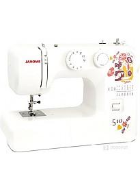 Швейная машина Janome SewDreams 510