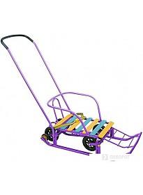 Санки-коляска Nika Тимка 5 универсал