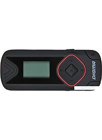 MP3 плеер Digma R3 8GB (черный)