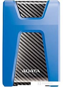 Внешний жесткий диск A-Data DashDrive Durable HD650 2TB (синий)