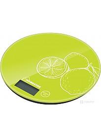 Кухонные весы HomeStar HS-3007S (лайм)