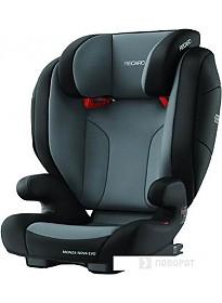 Автокресло RECARO Monza Nova Evo Seatfix Carbon Black