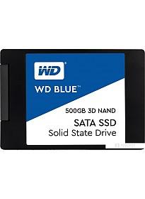 SSD WD Blue 3D NAND 500GB WDS500G2B0A