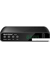 Приемник цифрового ТВ World Vision T62D