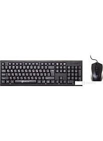 Мышь + клавиатура Oklick 620M