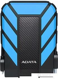 Внешний жесткий диск A-Data HD710P 1TB (синий)