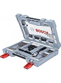 Набор оснастки Bosch 2608P00235 (91 предмет)