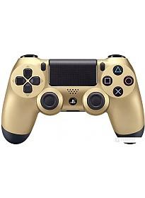 Геймпад Sony DualShock 4 v2 (золотистый) [CUH-ZCT2E]