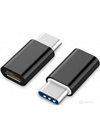 Адаптер Cablexpert A-USB2-CMmF-01