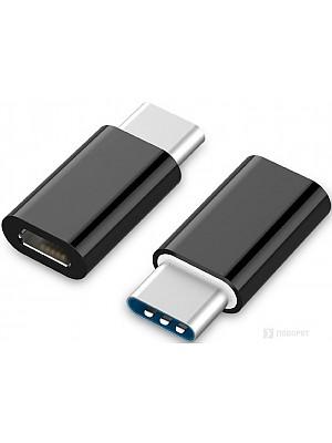 Адаптер Cablexpert A-USB2-CMmF-01 фото и картинки на Povorot.by