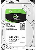 Жесткий диск Seagate BarraCuda 3TB ST3000DM007