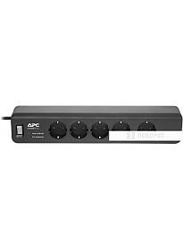 Сетевой фильтр APC Essential SurgeArrest PM5B-RS
