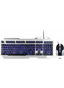 Мышь + клавиатура Гарнизон GKS-510G