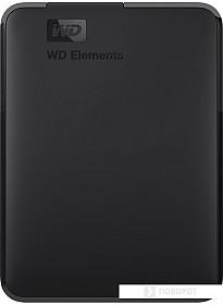 Внешний жесткий диск WD Elements Portable 4TB WDBU6Y0040BBK
