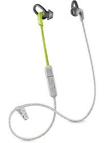 Наушники Plantronics BackBeat Fit 305 (серый/зеленый)