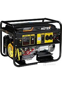 Бензиновый генератор Huter DY6500LXG