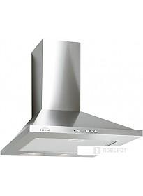 Кухонная вытяжка Elikor Оптима 60Н-400-К3Л (нержавеющая сталь)