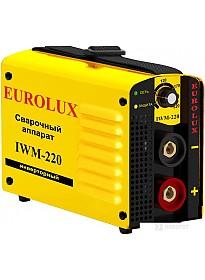 Сварочный инвертор Eurolux IWM-220