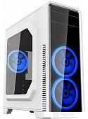 Корпус GameMax G561-White (голубой LED)