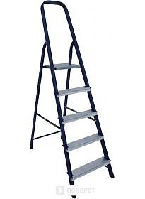 Лестница-стремянка Алюмет cтальная из профиля 40х20мм M8405
