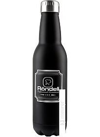 Фляга-термос Rondell RDS-425 0.75л (черный)
