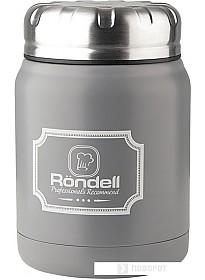 Термос для еды Rondell RDS-943 0.5л (серый)